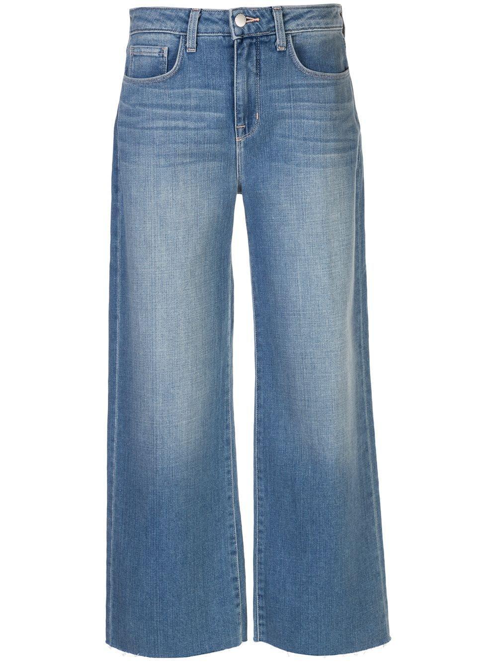 Danica High Rise Wide Leg Item # 2492RDMR-SP20