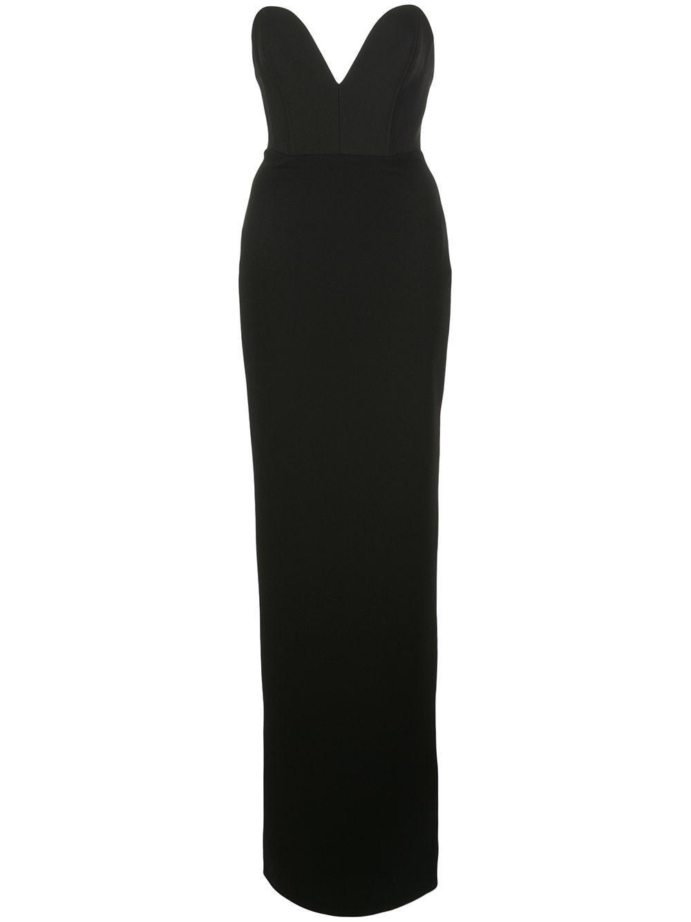 Nika Maxi Dress Item # OS26022
