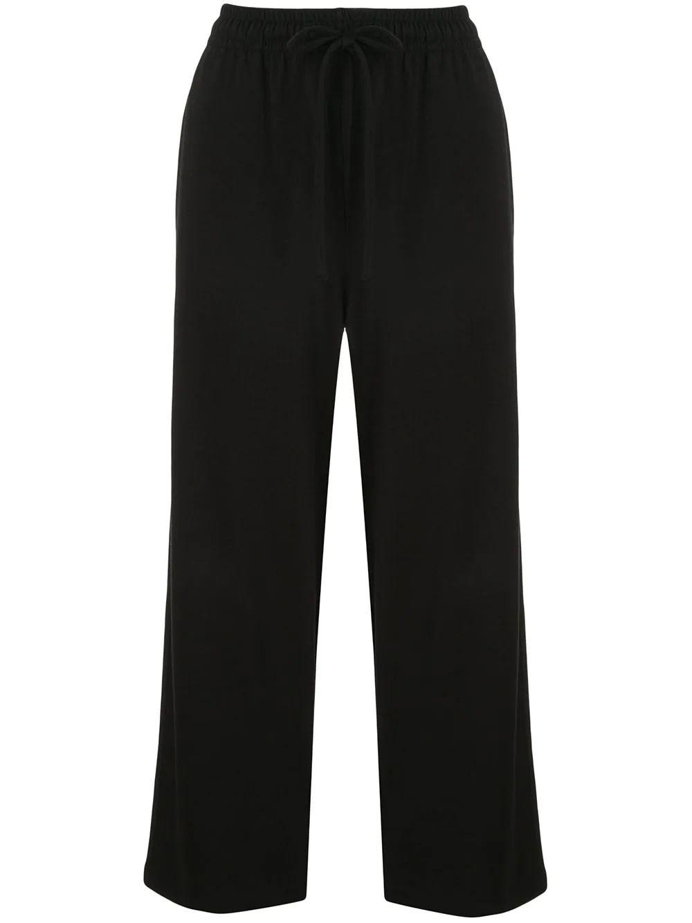 Cropped Wide Leg Pant Item # V647483326