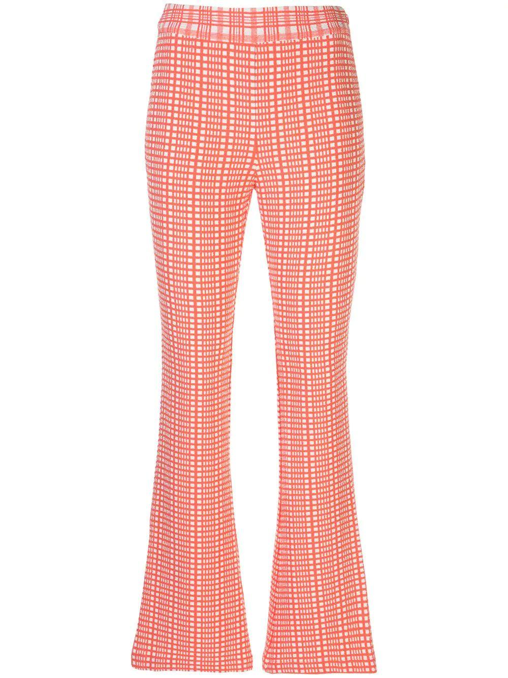 Henry Mixed Plaid Trouser