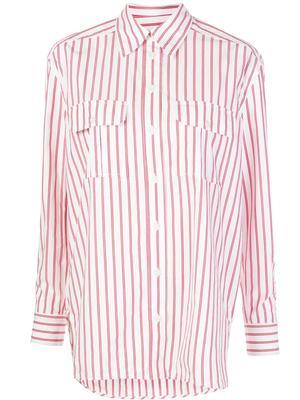 Stripe Cotton Buttondown