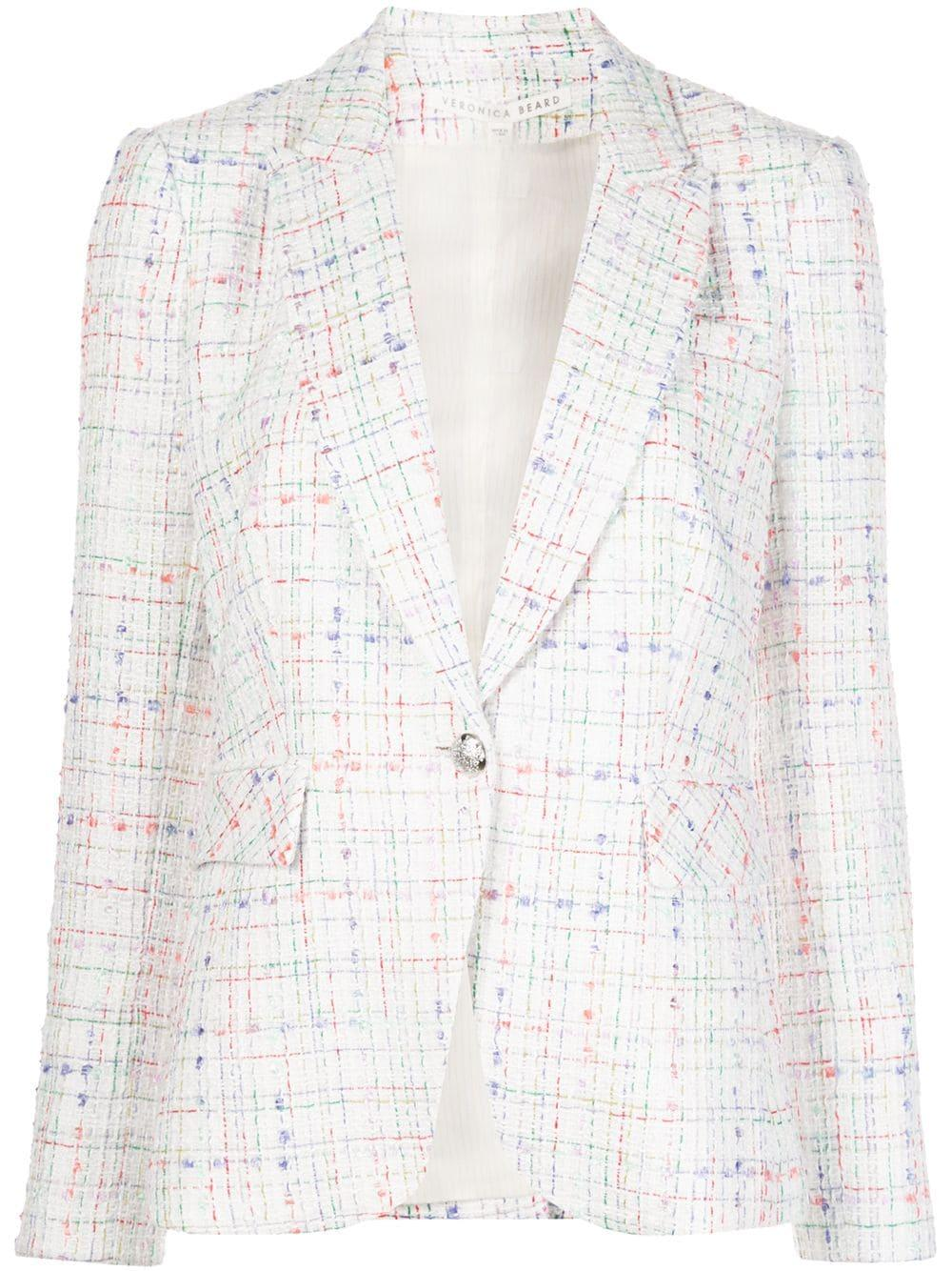 Cutaway Tweed Dickey Jacket Item # 2003TW0251290