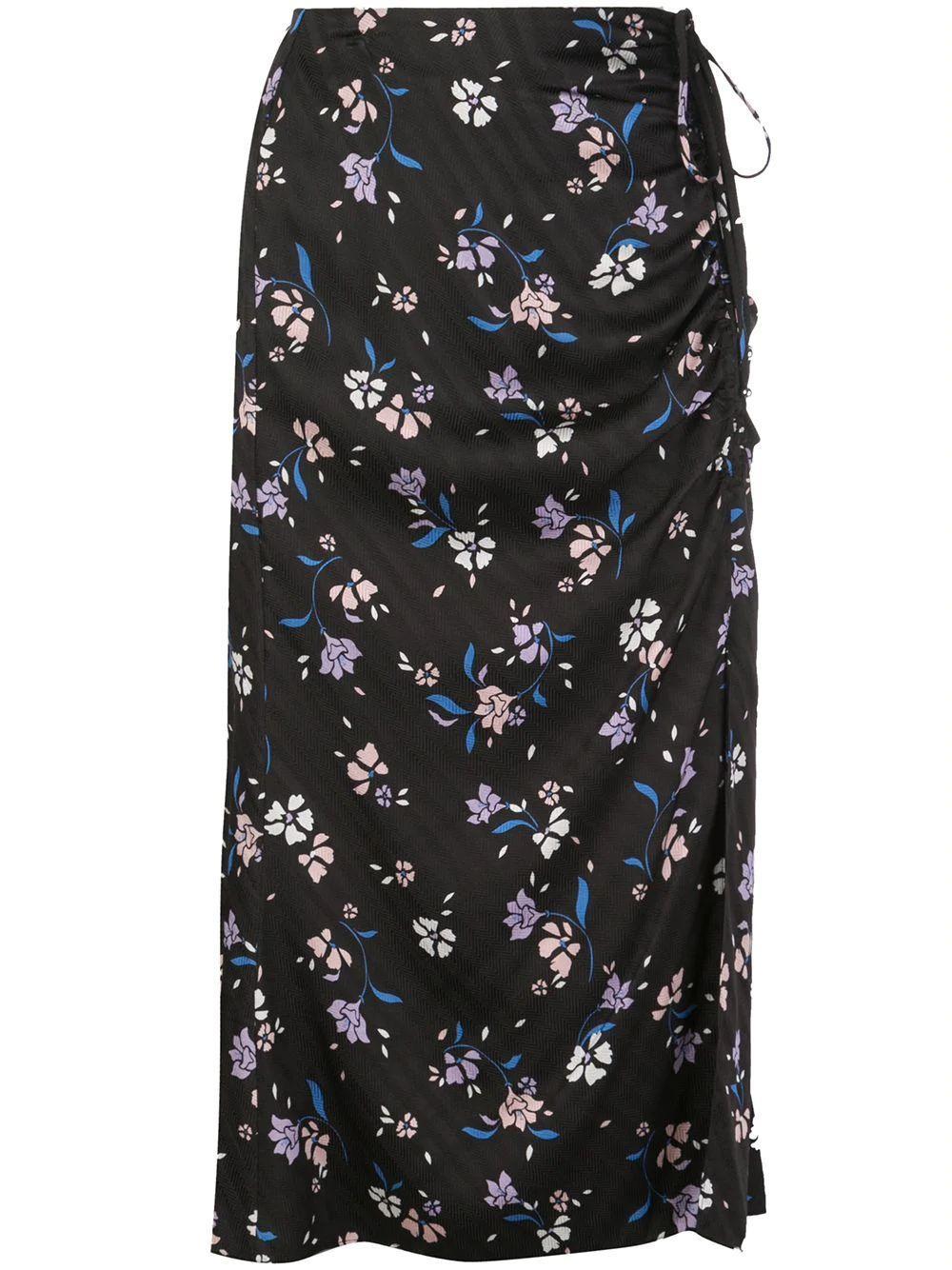 Vanity Midi Skirt
