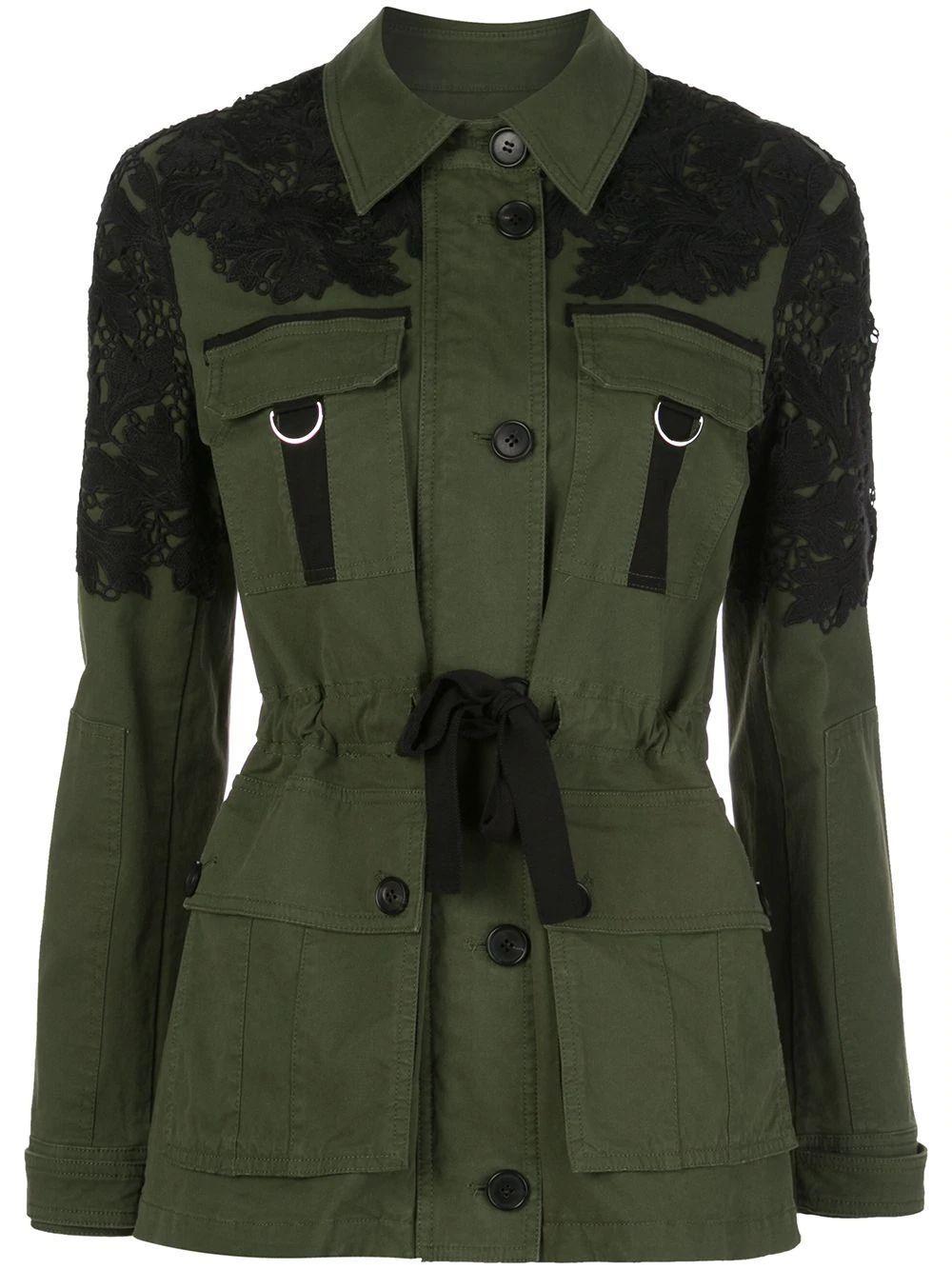 Heritage Zip Front Jacket