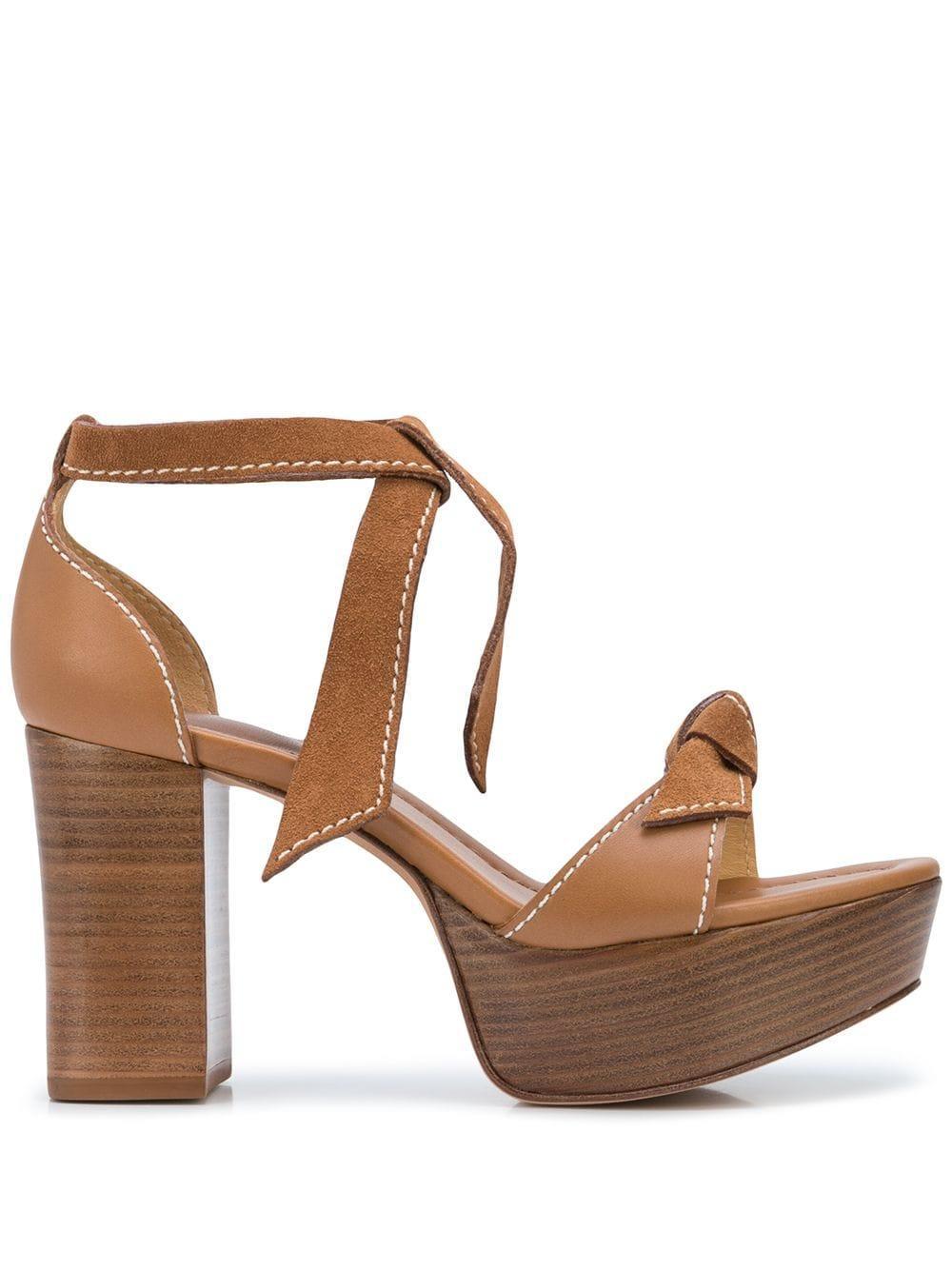 Clarita 85mm Platform Sandal