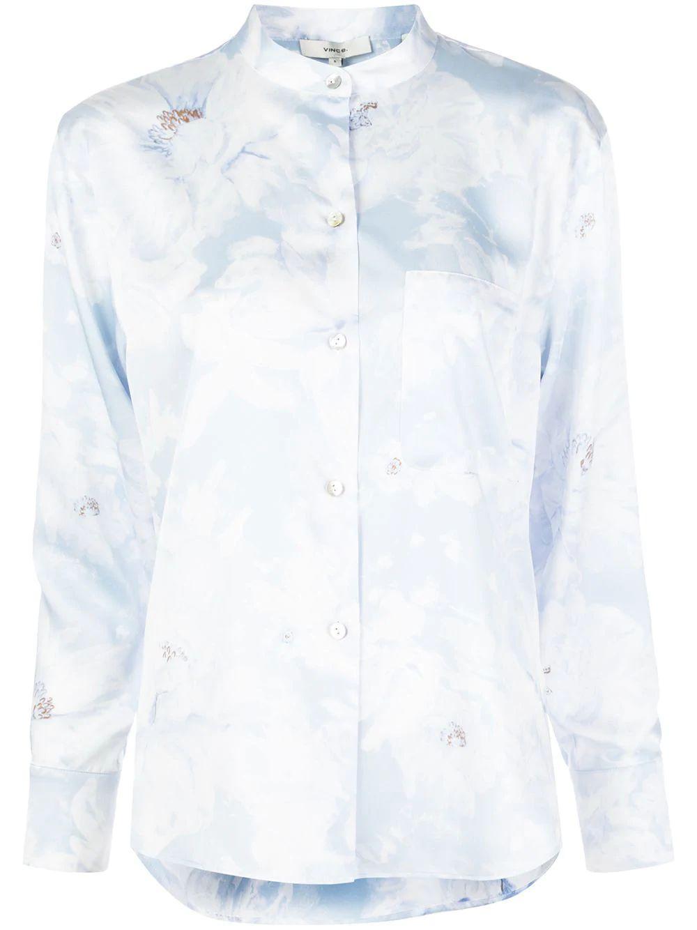 Painted Magnolia Blouse Item # V651012321