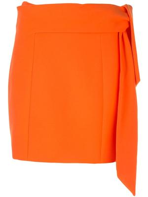 Riva Mini Skirt With Tie