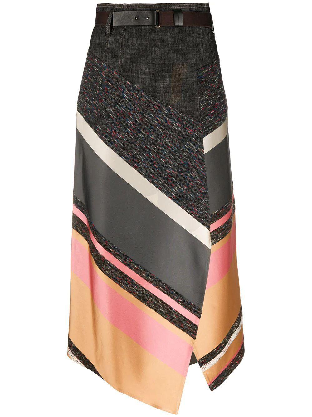 Energetic Lines Skirt