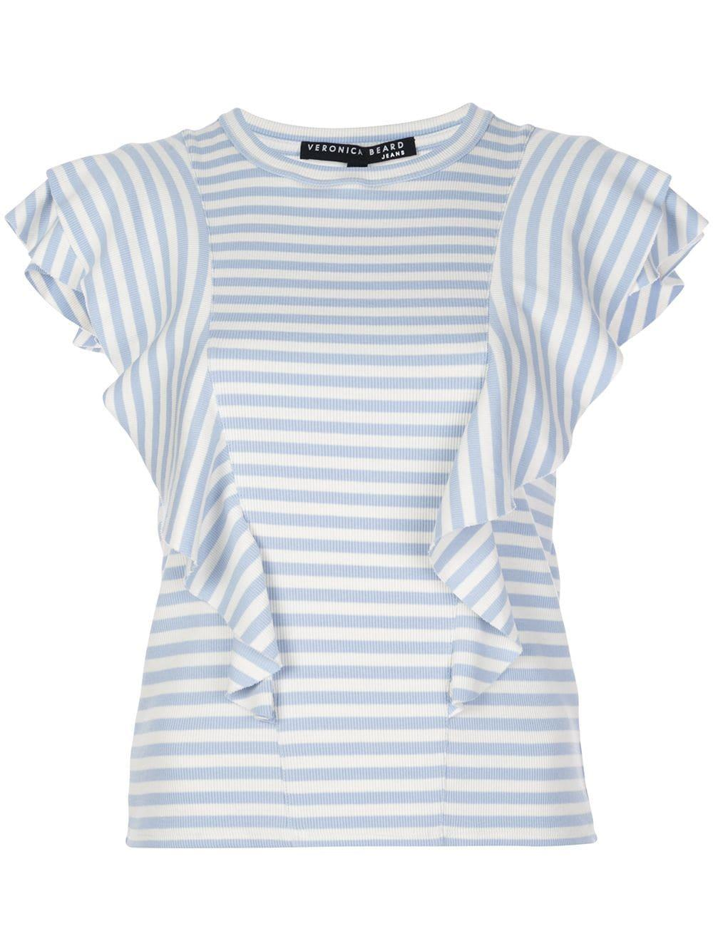 Bea Striped Tee