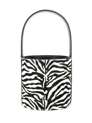 Mini Bissett Zebra Bag