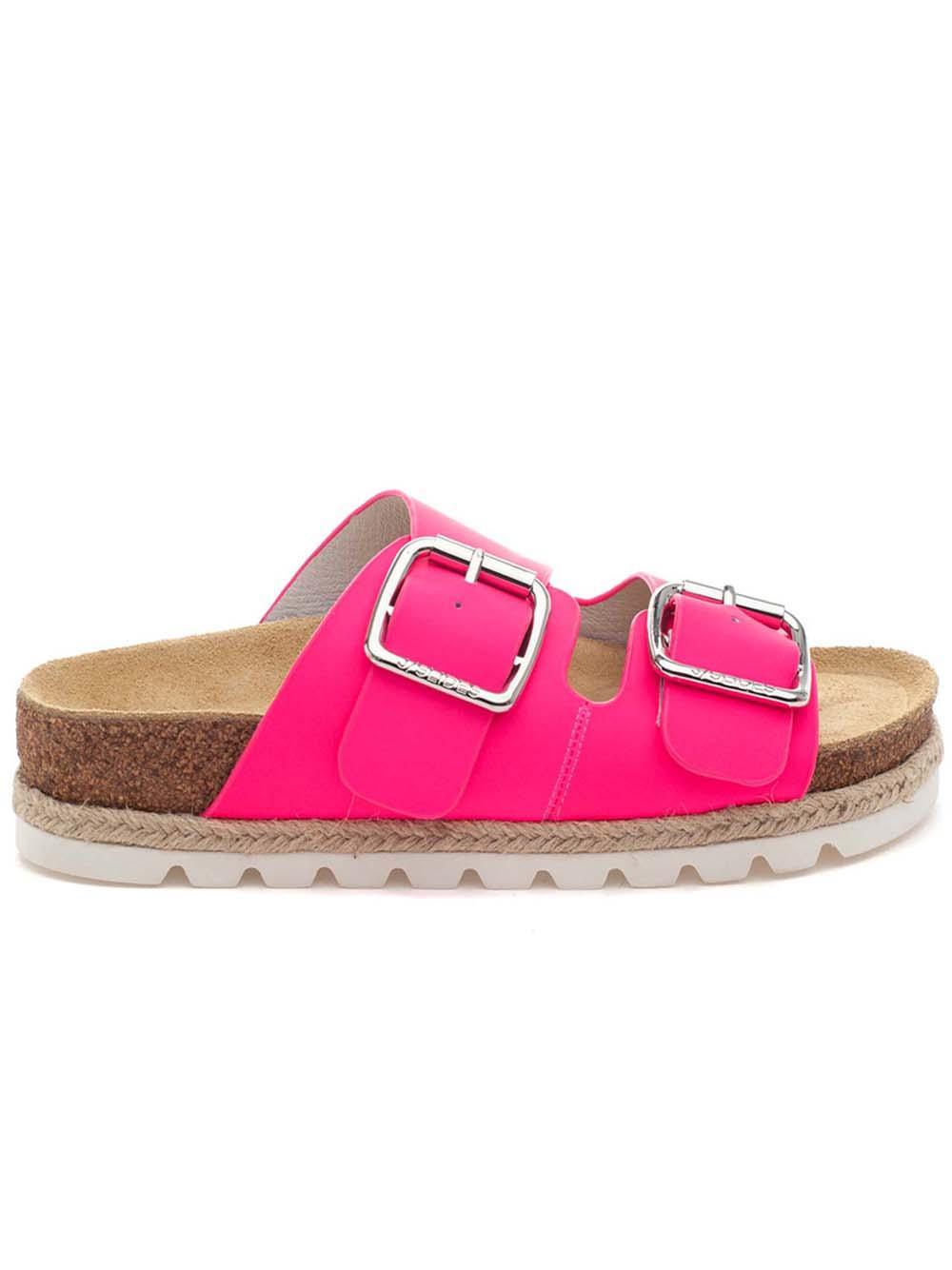 Leighton Platform Sandal