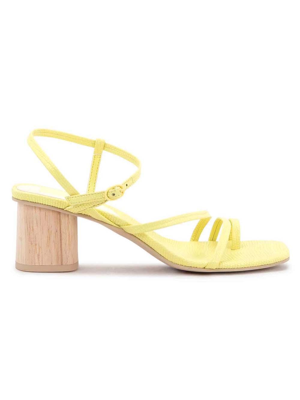 Zyda Block Heel Sandal