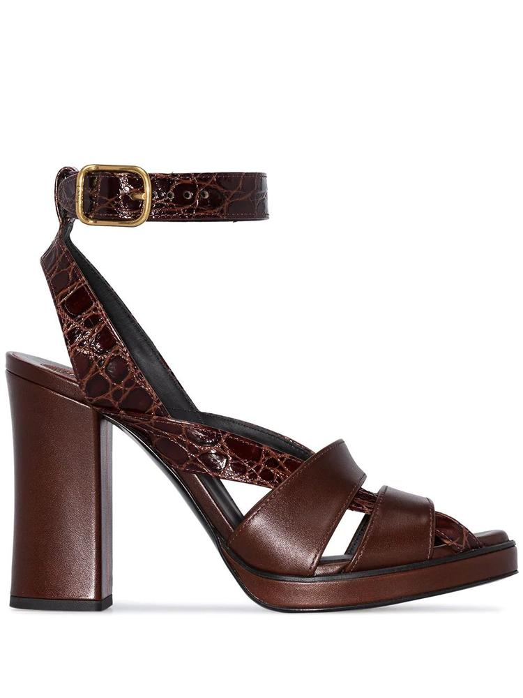 Daisy 90mm Block Heel Sandal
