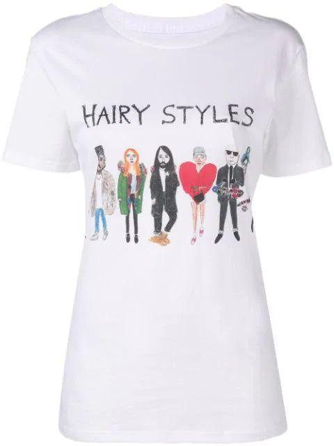 Hairy Styles Graphic Tee