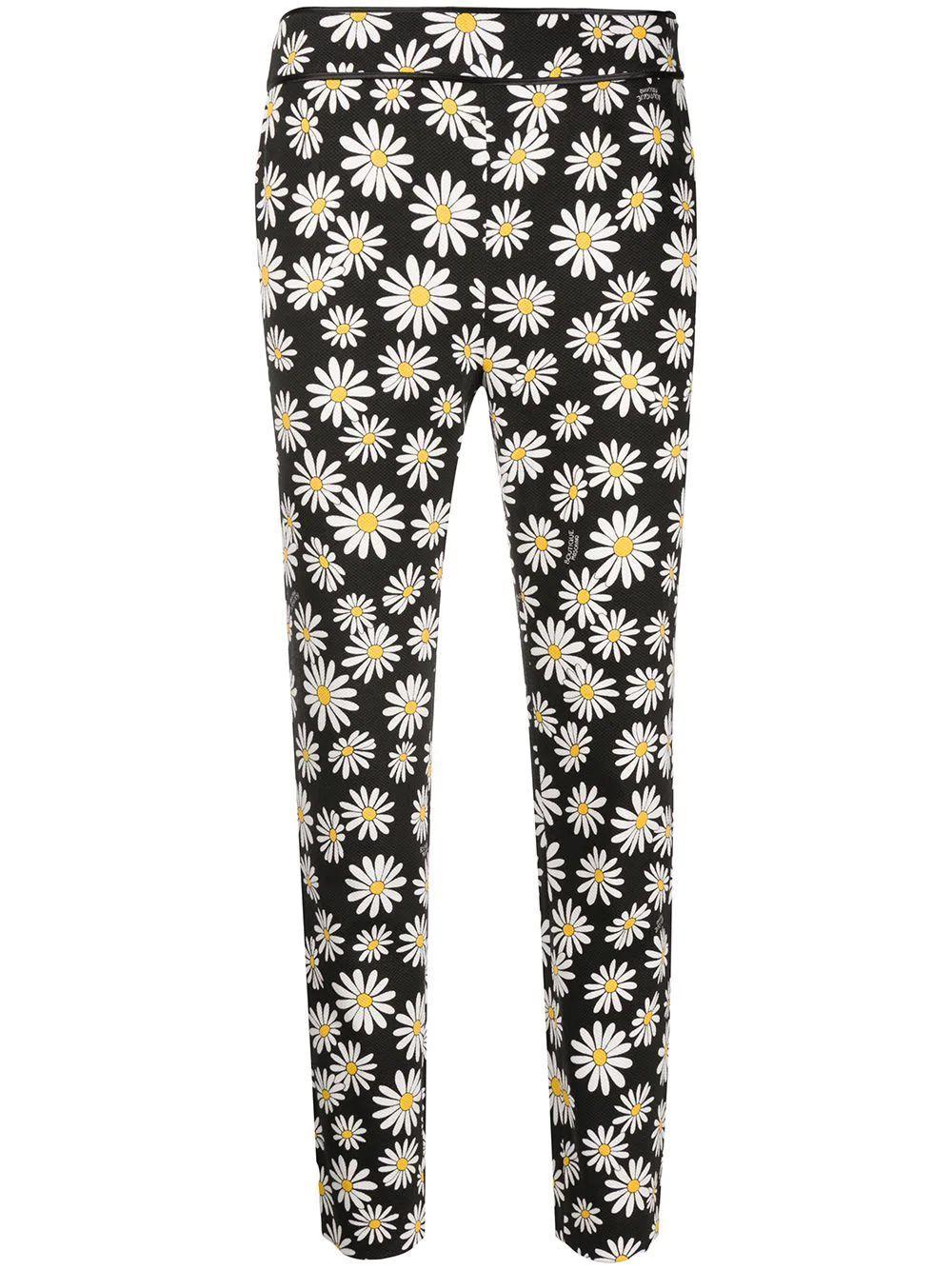 Daisy Print Trouser