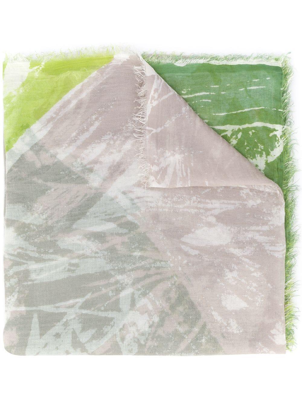 Matisse Diagonal Stripe Scarf