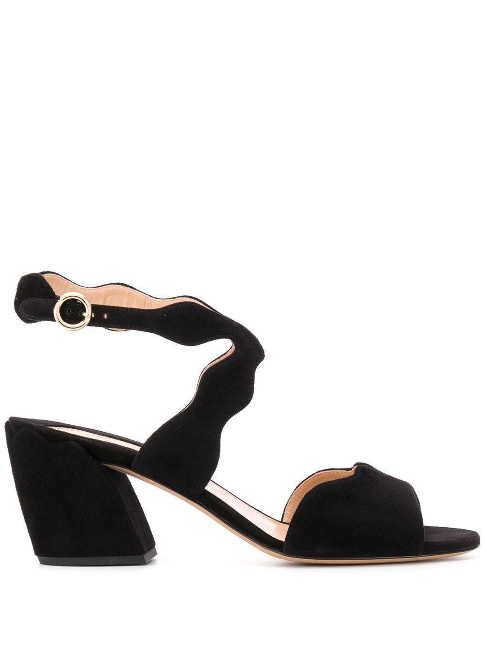 Laurena 60mm Block Heel Sandal