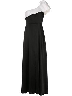 Farrah One Shoulder Gown