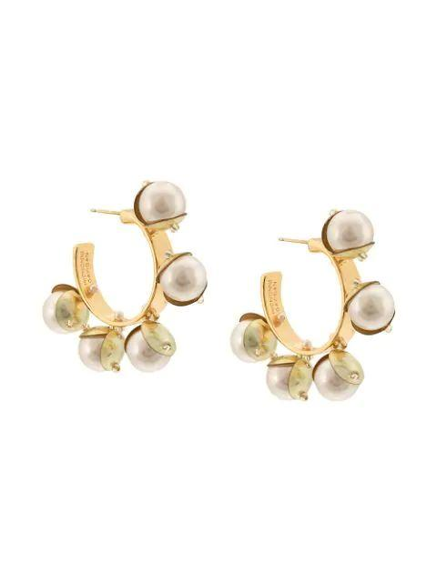 Mini Delfina Hoops