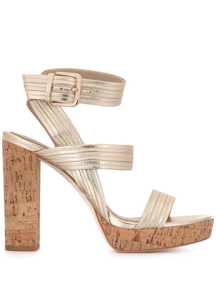 Cork Platform Sandal Item # ISLA