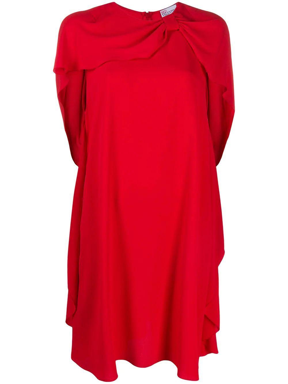 Crepe Short Dress Item # TR0VAN154RH