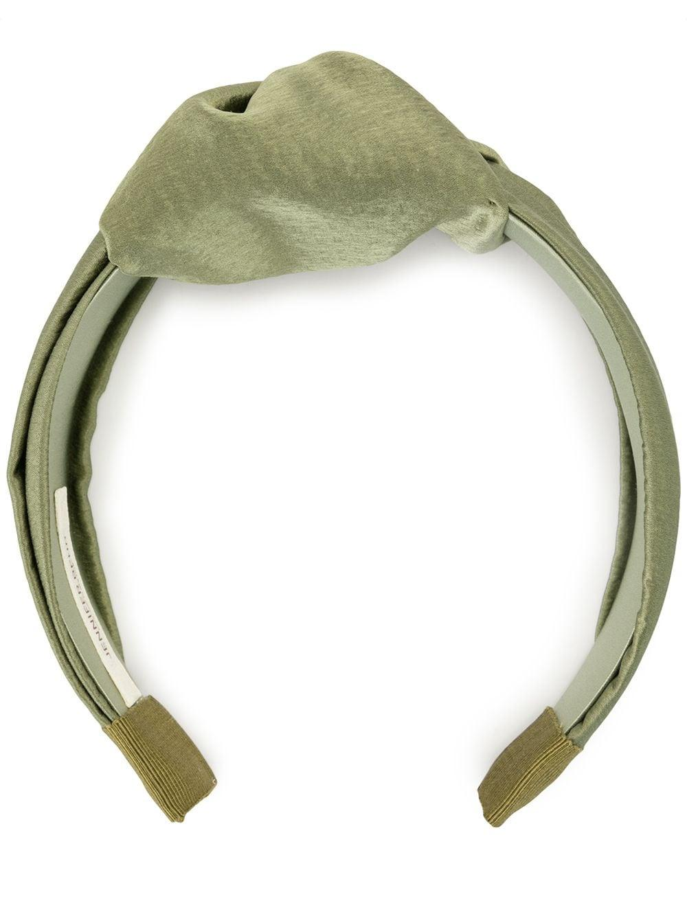 Samaya Hammered Silk Headband