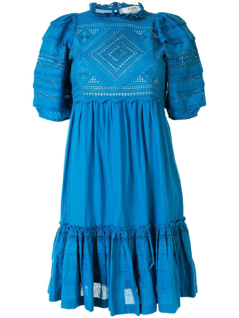 Talitha Half Sleeve Dress Item # SS20-106