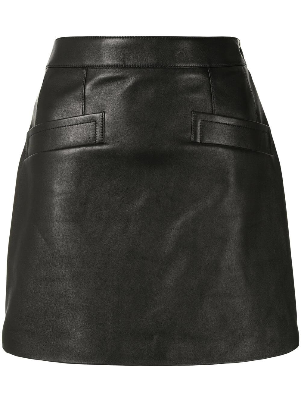 Leather Skirt Item # 611752YC2ZZ