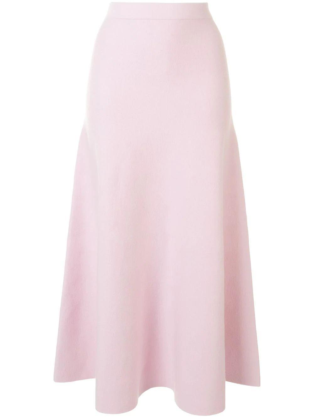 Freddie Midi Knit Skirt