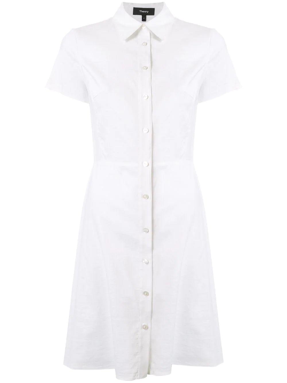 Eco Crunch Shirt Dress Item # K0203606