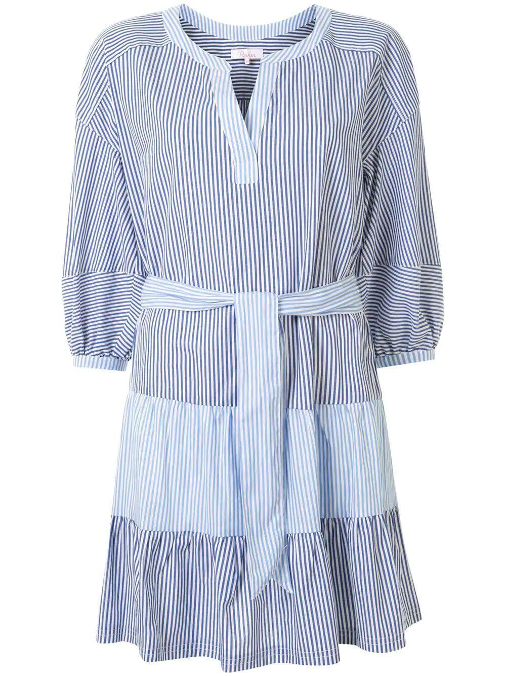 Jenna Combo Dress