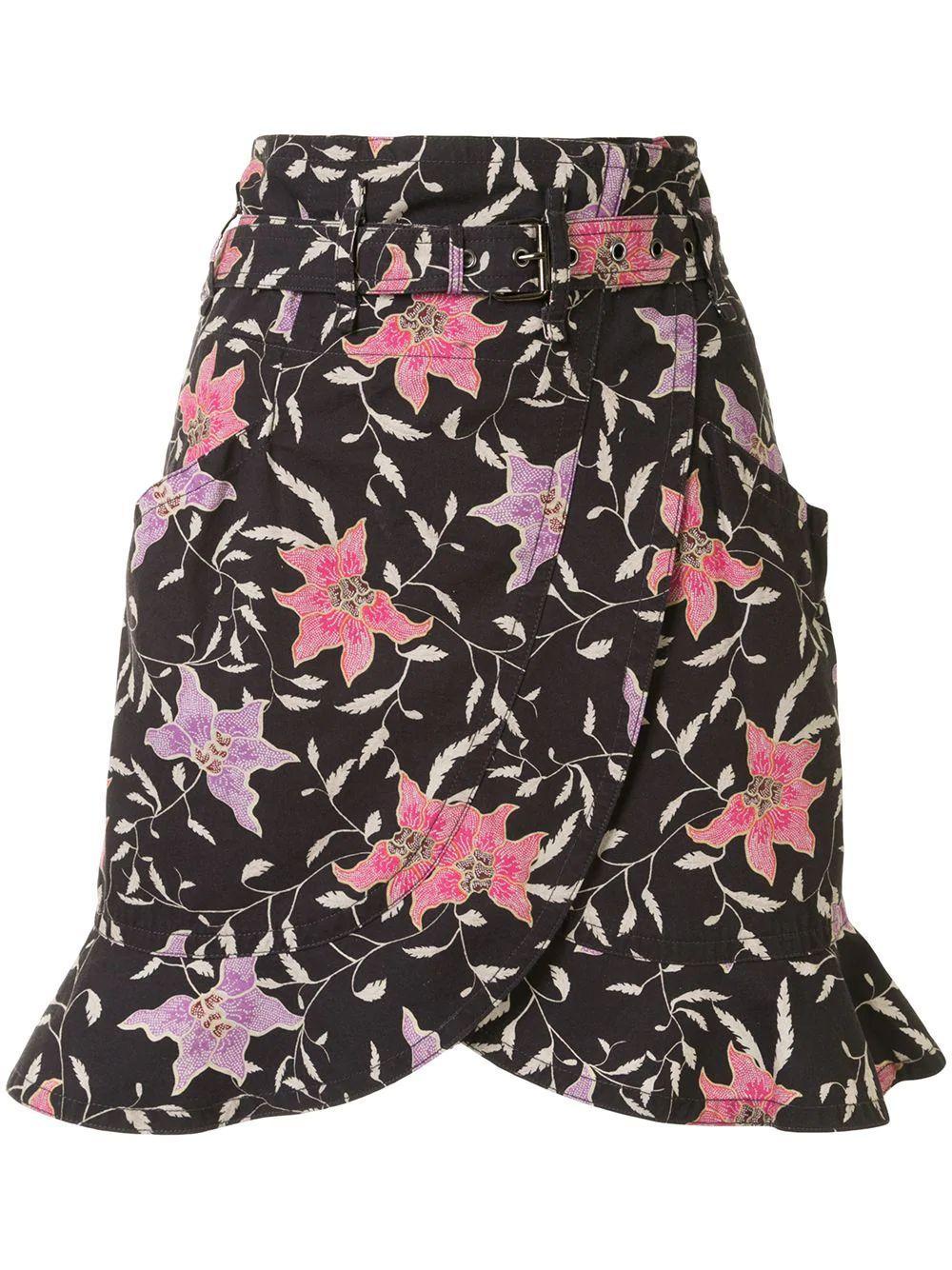 Roani Printed Skirt Item # ROANI