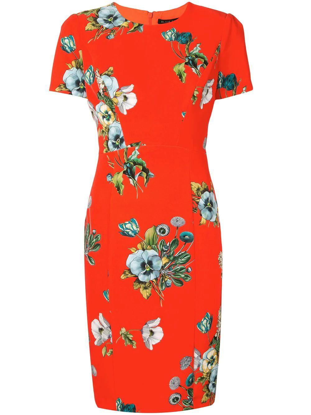 Jodee Floral Sheath Dress