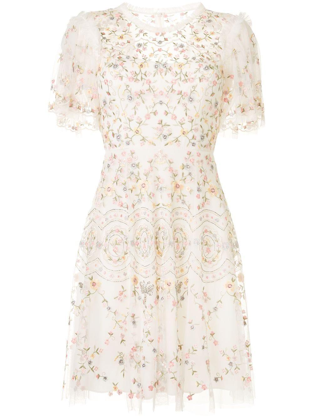 Sweet Petal Dress Item # DMTQ54RSS20MOW