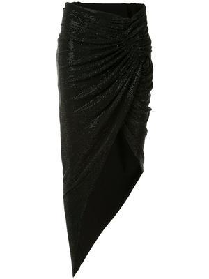 Microcrystal Jersey Skirt