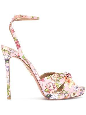 Chance 115mm Spring Blossom Sandal