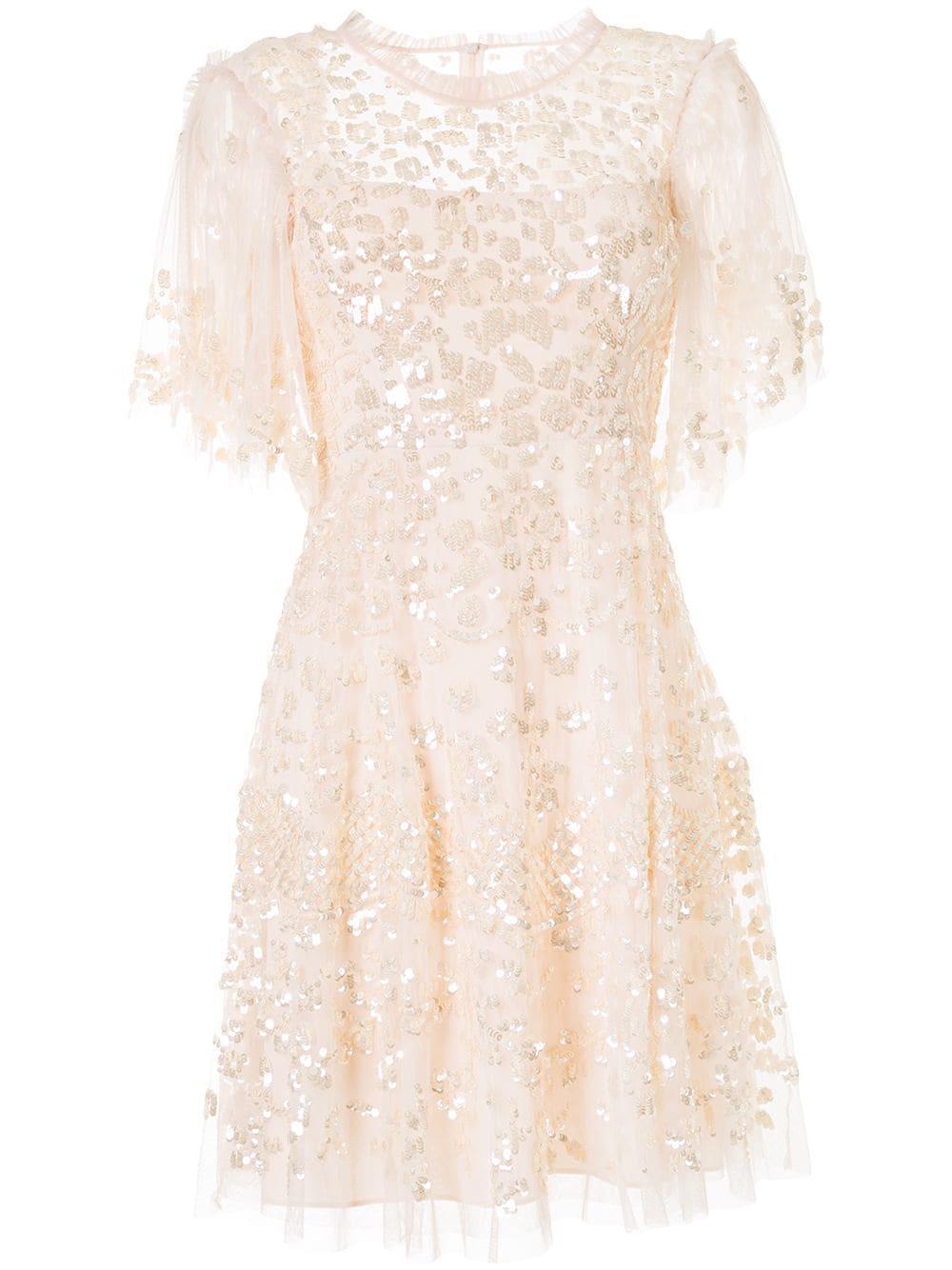 Honesty Flower Dress Item # DMSS14RSS30MPK