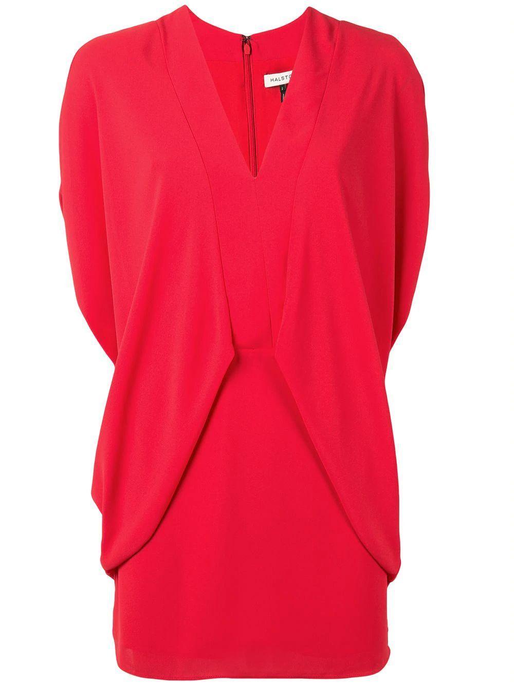 Draped Kimono Dress Item # 1012260