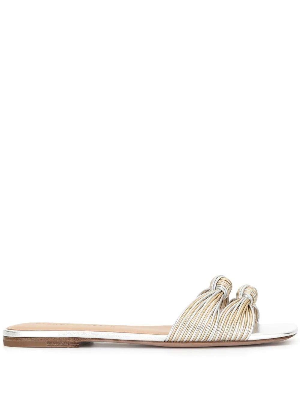 Gemma Knot Slide Sandal Item # GEMMA-S20