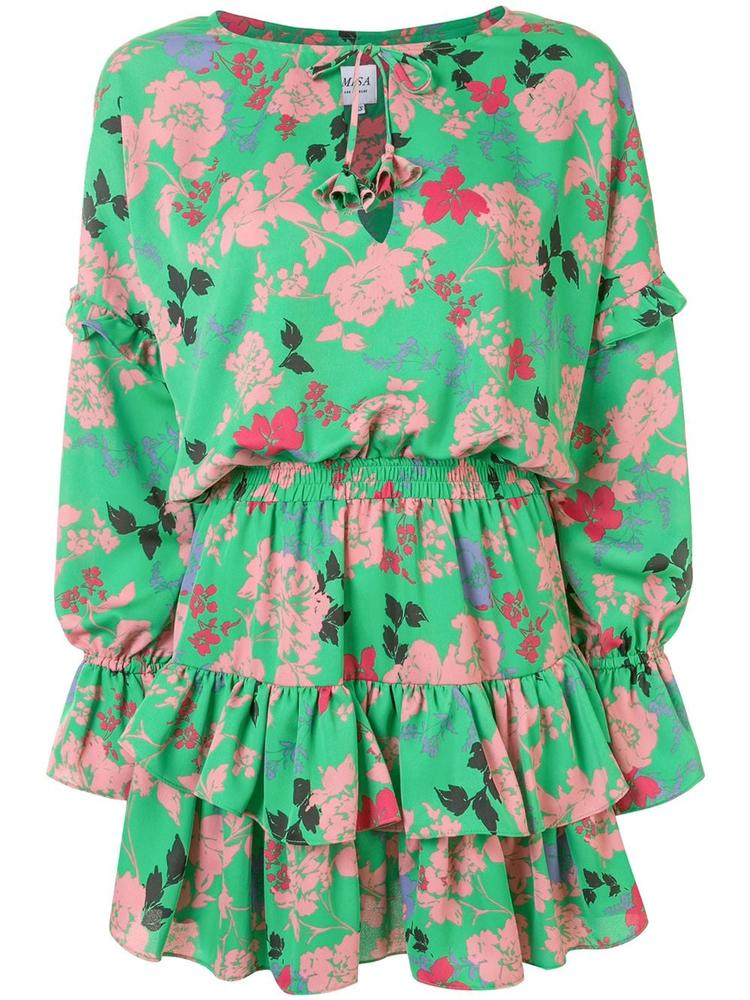 Amalya Floral Mini Dress