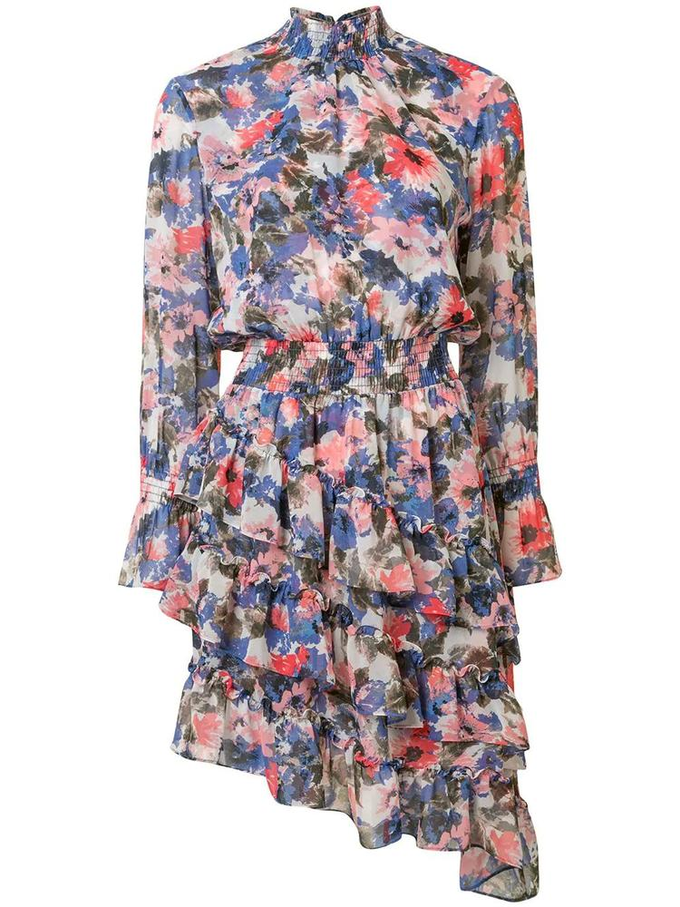 Savanna Floral Dress
