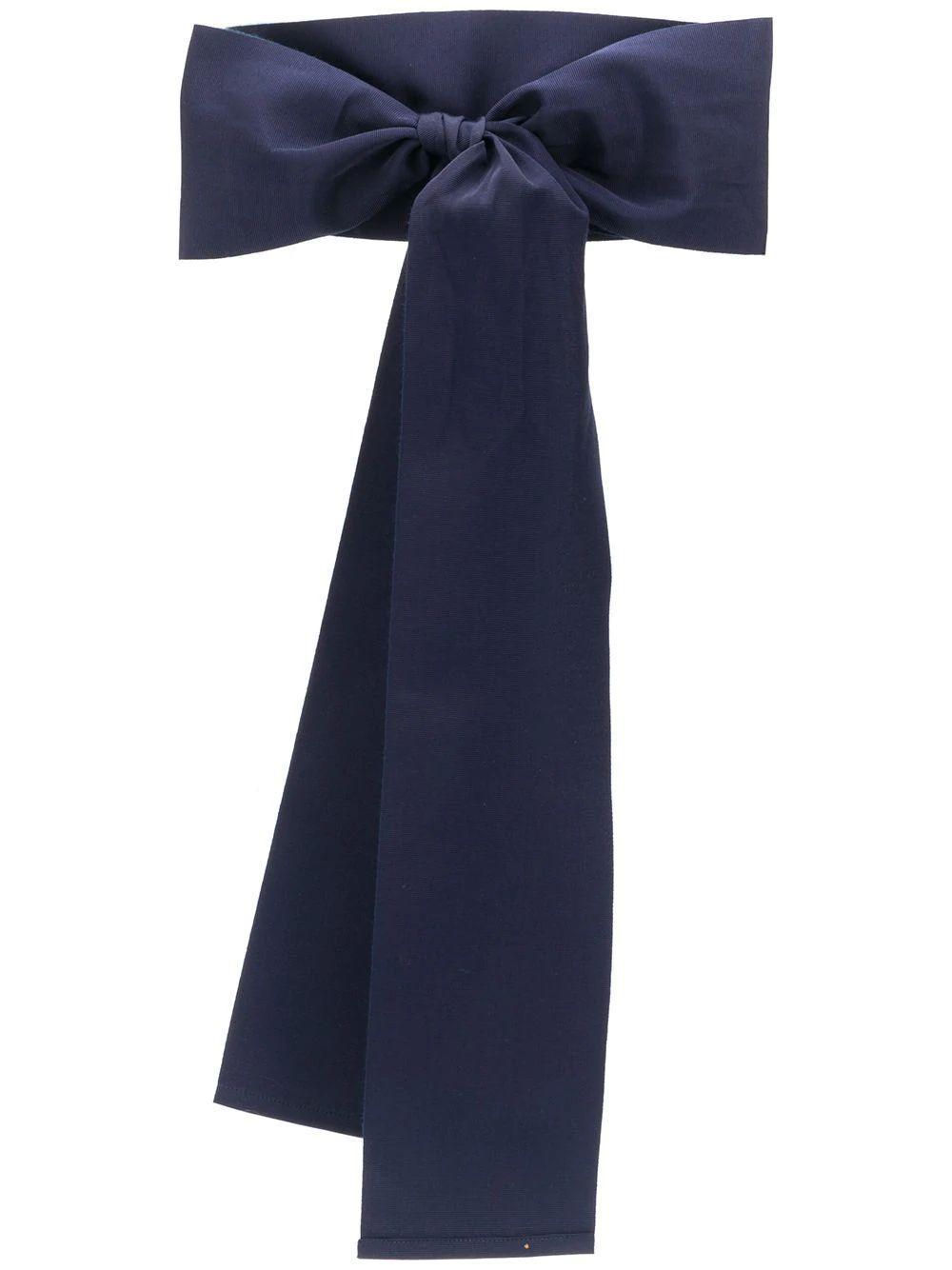 Grosgrain Tie Belt