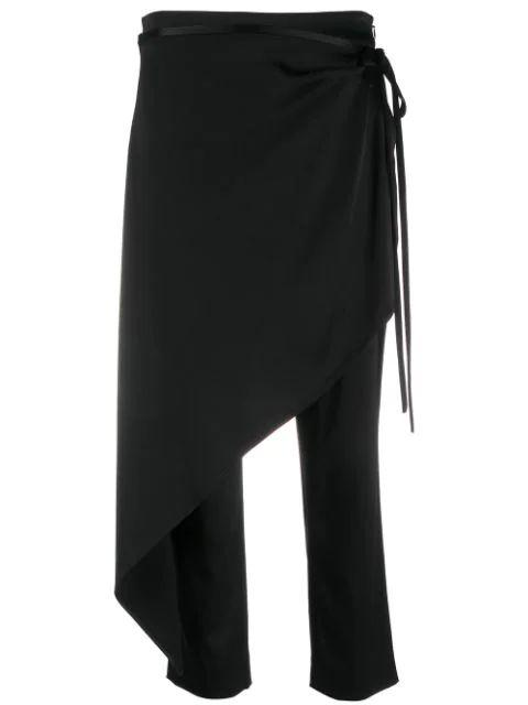 Mick Pant With Detachable Skirt