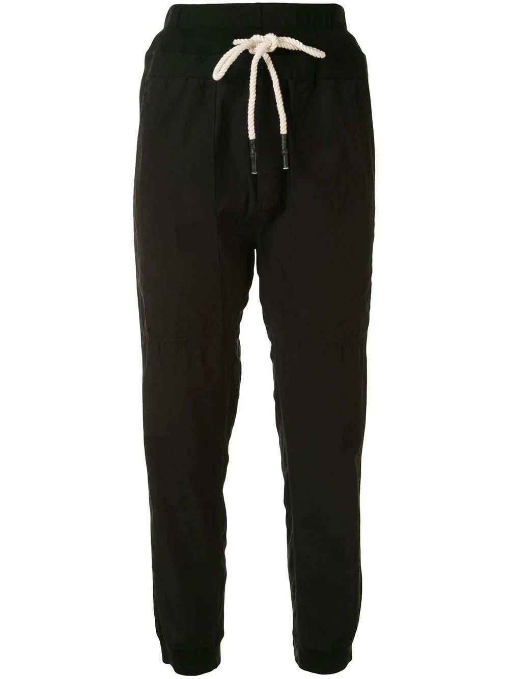 Utility Cotton Jersey Pants Item # SS18WJB146
