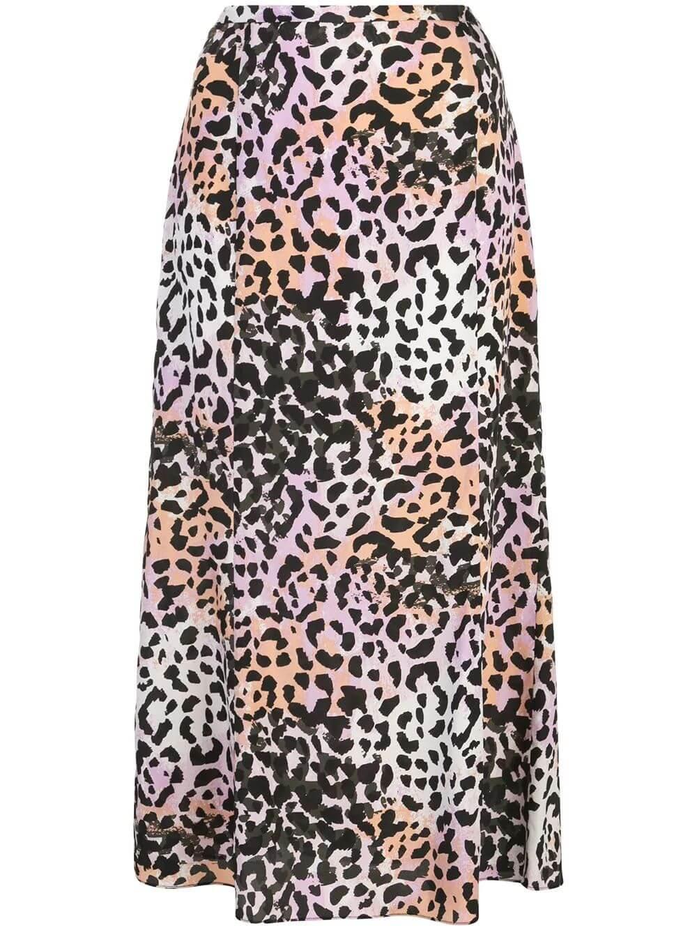 Diane Midi Slip Skirt
