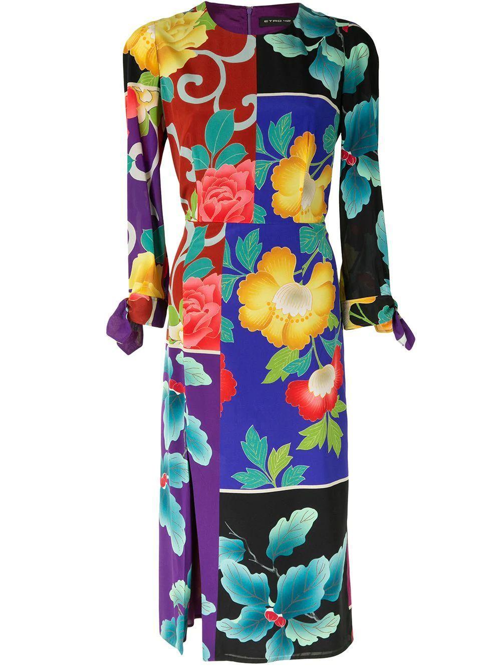 Melissa Printed Dress Item # 13468-4264