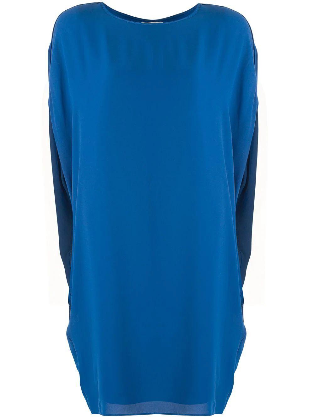 Short Sleeve Cocoon Dress Item # 2011017