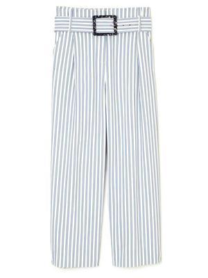 Bea Striped Wide Leg Pant
