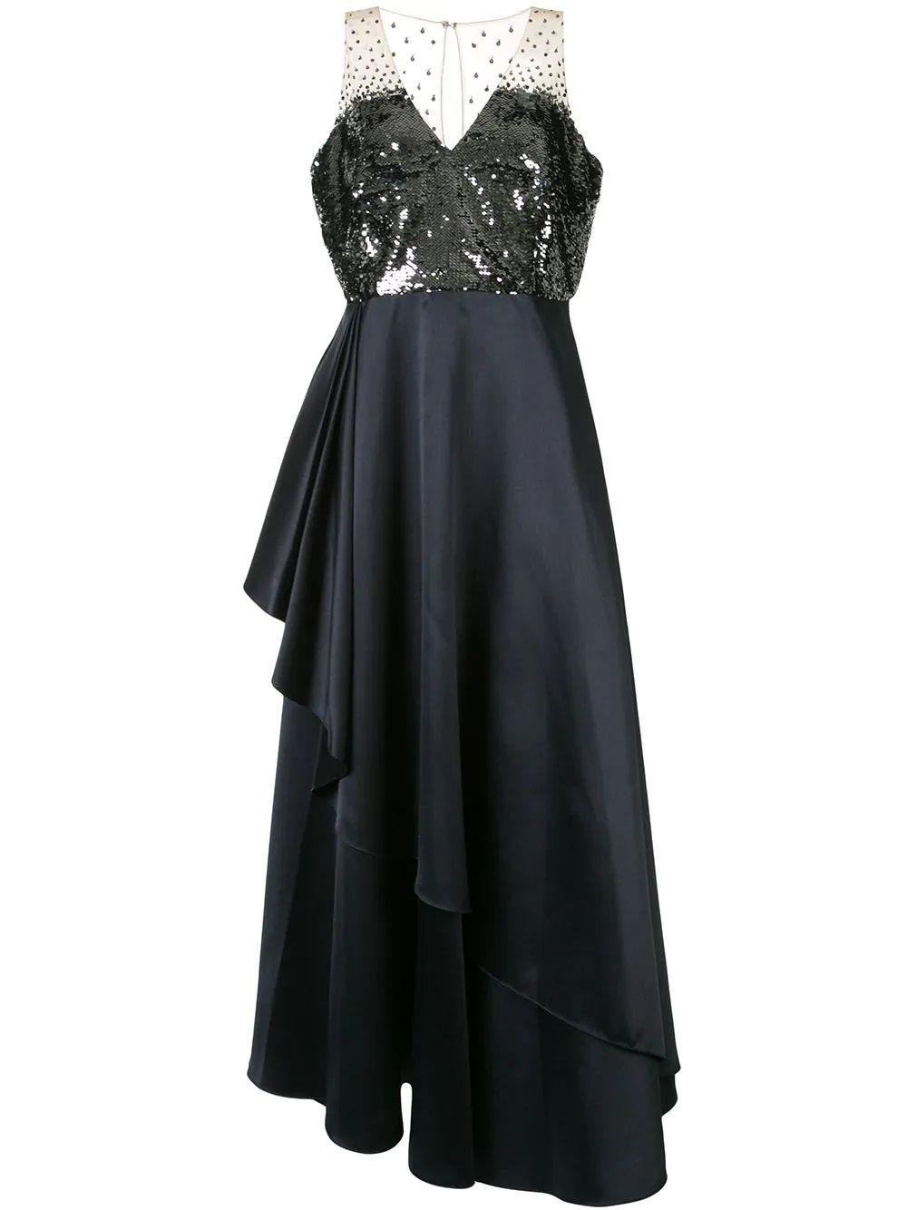 Teagan Sequin Ball Gown