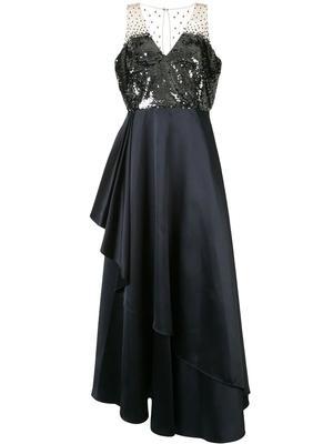 Teagan Sequin Ball Gown